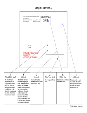 1099 form michigan  Sample Of My Ides 10 G Form - Fill Online, Printable ...