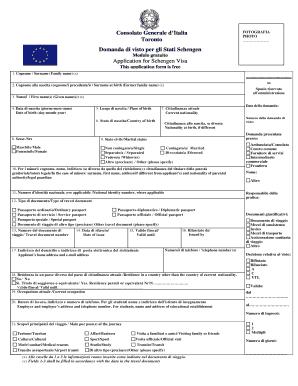 29999911 Visa Application Form For Schengen Italy on united states visa application form, italy visa application form online, italy business, italian visa application form, italy tourist visa, uk visa application form,