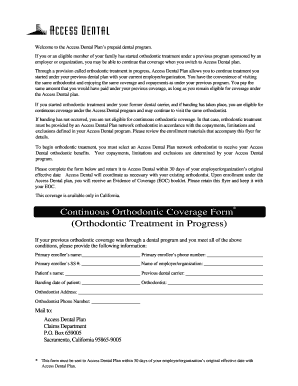 Printable orthodontic dismissal letter Samples to Submit
