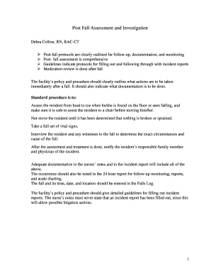 after action report outline - Edit, Fill Out, Print