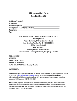 schwab dtc number 0164 - Fill Out Online, Download Printable