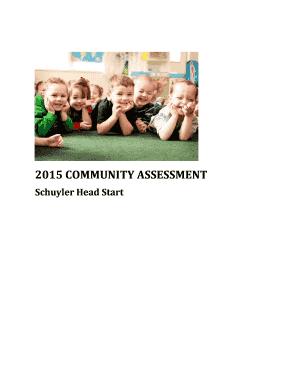 Fillable Head Start Family Partnership Agreement Form Edit