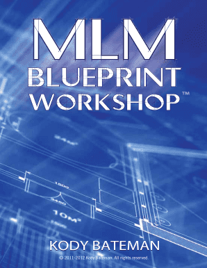 Mlm blueprint kody bateman pdf fill online printable fillable mlm blueprint kody bateman pdf malvernweather Image collections