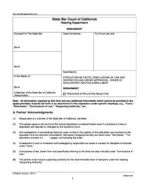 Editable California state bar - Fill Out & Print Resumes