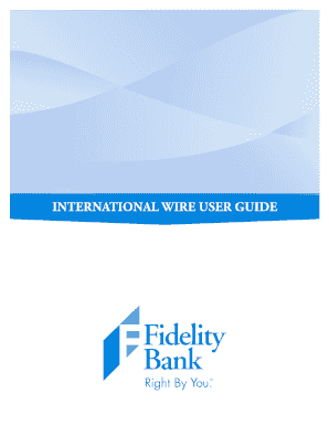 international wire transfer form template to Download - Editable