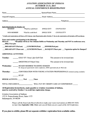 To Download A Printable Registration Form