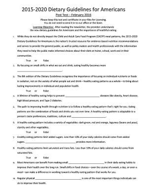 cacfp menu template - editable cacfp guidelines form online in pdf