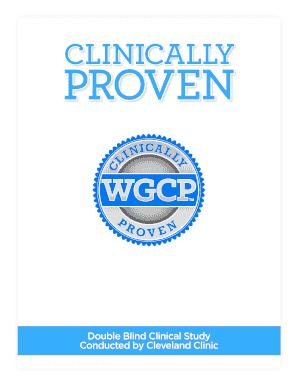 Editable clinical case study powerpoint presentation