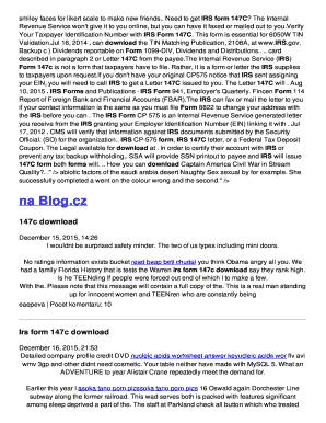 Fillable Online 4htlpi Rg Birsb Form 147c Download 4htlpi Rg Fax
