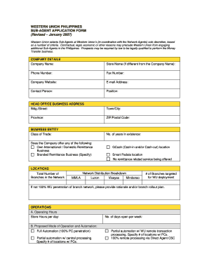 western union money transfer receipt generator - Edit, Print, Fill