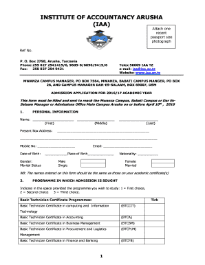 Fillable Online Download application form for certificate ...