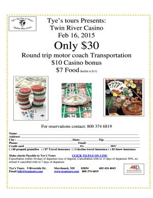 twin river casino online application