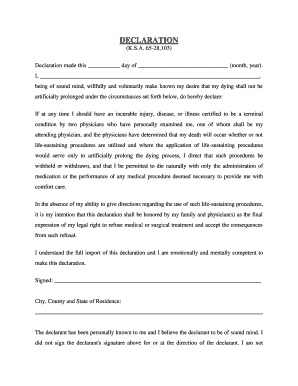 Bill of sale form iowa living will form templates for Living will template word