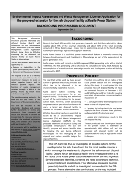 importance of environmental impact assessment pdf