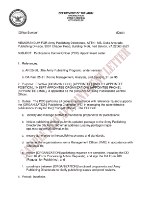 army welcome letter template - us army appointment letter 28 images us army