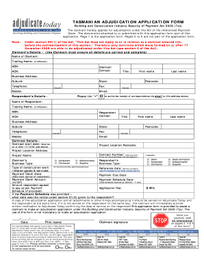 human rights application form pdf