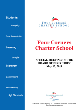 Four Corners Charter School - Osceola County School District