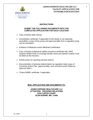 medicare provider enrollment Forms and Templates - Fillable ...