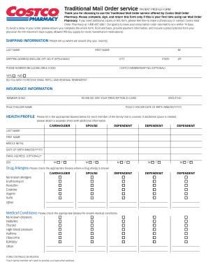 Costco Mail Order Pharmacy  Costco Careers