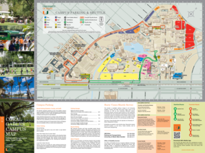 Fillable Online Www6 Miami Coral Gables Campus Map University Of