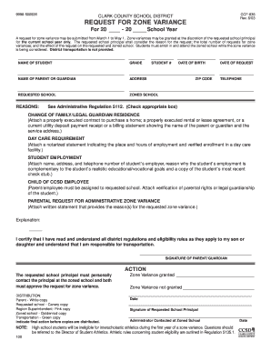 15 Printable temporary guardianship form for school enrollment