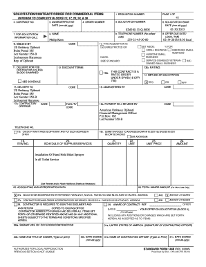 Fillable Online photos state SF-1449. Sample US Visa DS-160 Form ...