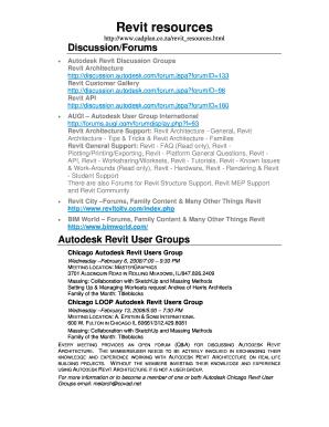 Editable revit mep electrical tutorial pdf - Fill, Print & Download
