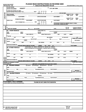 Dps Drivers Crash Report Crb 2 - Fill Online, Printable, Fillable