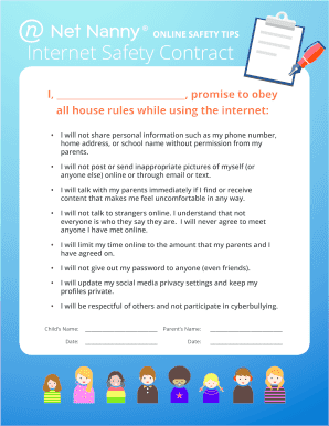 all the internet rules