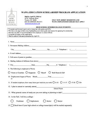 302302996 Sample Cover Letter For A Memorial Scholarship Application on