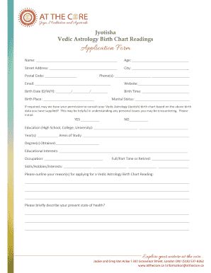 Printable free birth chart reading - Fill Out & Download Online
