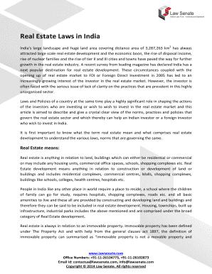 real estate development company business plan pdf to