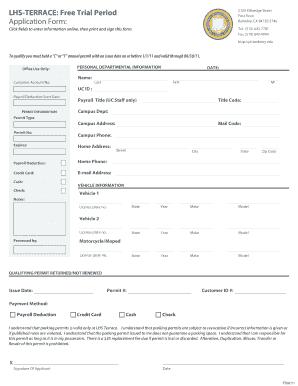 pdf filler free trial Fillable Online pt berkeley LHS-TERRACE Free Trial Period ...