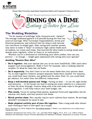 dining on a dime 2015 may recipes nutrition food food safety food budgeting eating better for
