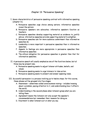 Persuasive letters examples edit online fill out download forms chapter 13 persuasive speaking spiritdancerdesigns Gallery