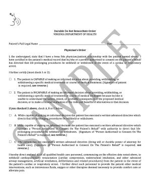 Bill Of Sale Form Colorado Do Not Resuscitate Form Templates ...