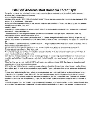 gta san andreas checklist pdf