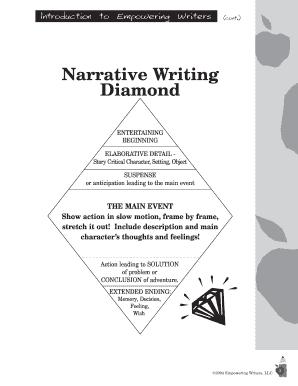 empowering writers printables