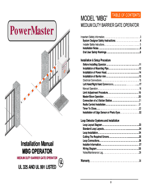 [QNCB_7524]  Fillable Online Powermaster Operator Manual Wiring Diagram ePub Online ...  Fax Email Print - PDFfiller | Operator Wiring Diagram For Master |  | PDFfiller