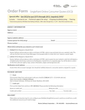 submit online quote form online in pdf