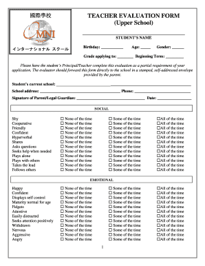 Fillable teacher letter to parents beginning of year template - Edit