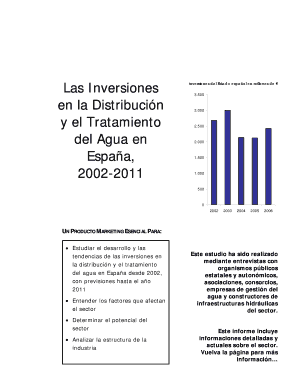 Water Supply Sewage Spain Brochure October 2007 Email version - msi-marketingresearch co