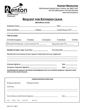 Printable leave letter to principal edit fill out download leave letter to principal request for extended spiritdancerdesigns Images