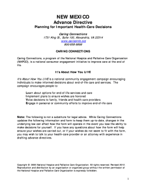 advance care directive template - advance directive examples forms and templates fillable