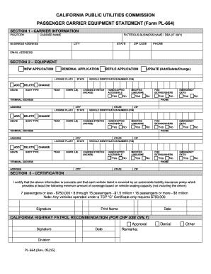 2015 form ca pl 664 fill online printable fillable blank pdffiller