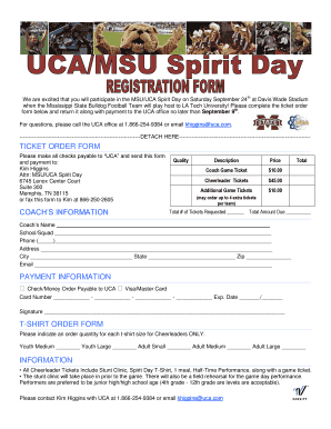 Ticket order bformb coach39s binformation payment informationb t-shirt bb - spiritgroups msstate