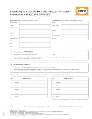 Viacard Online Bestellen - Fill Online, Printable, Fillable, Blank ...