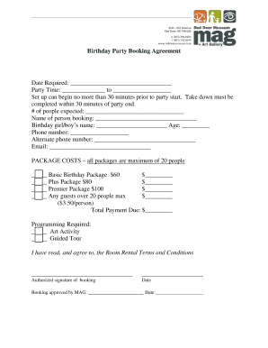 Printable Basic room rental agreement Fill Out Download Top
