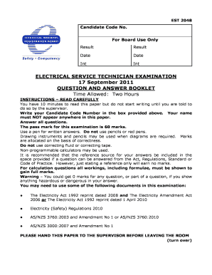 Uneb Marking Application Form - Fill Online, Printable