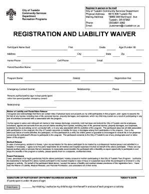 Editable personal injury waiver form - Fillable & Printable Online ...